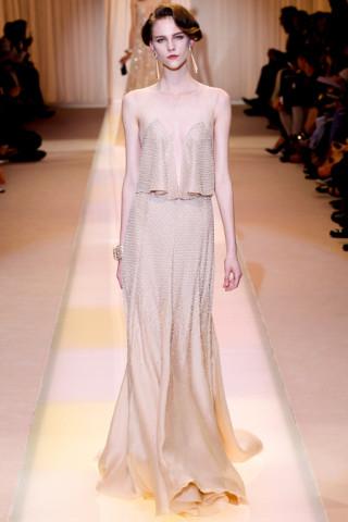 Armani Prive Haute couture verano 2014