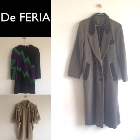 De FERIA,ropa vintage