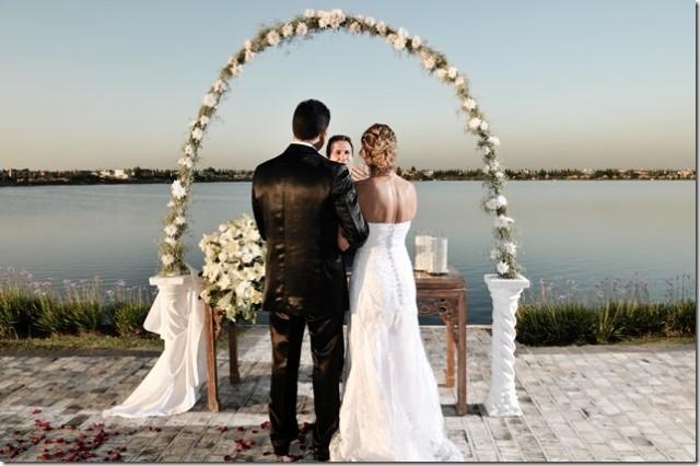 """Casamientos: hoy los novios pueden elegir casarse en """"su lugar en el mundo"""""""