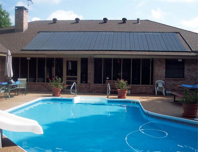 Crece la tendencia de climatizar piscinas con energ a - Climatizar piscina exterior ...