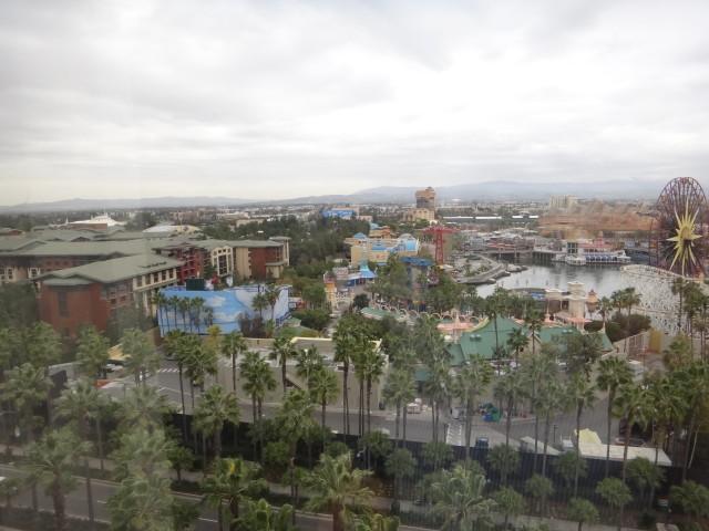 Un dia en Disney California