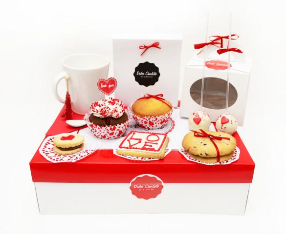 San Valentín: Dulce Charlotte propone sorprender con dos nuevas propuestas en desayunos románticos