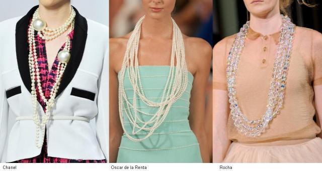 Jorería de moda para este verano 2014