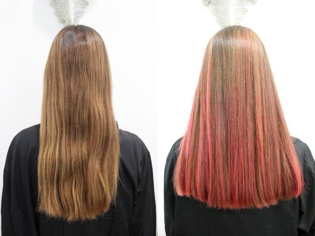 """Rainbow Hair, la tendencia capilar que arrasa en los """"street style"""" de las semanas de la moda"""