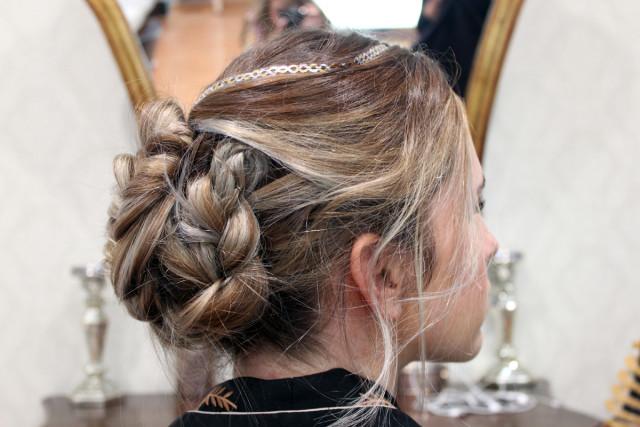 Hair Tattoo: La última tendencia de adornos para el pelo