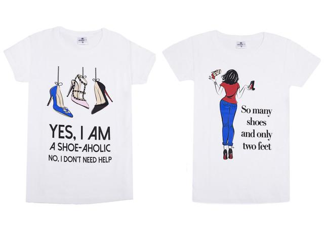 Camisetas Fashion-T by María, un básico muy cool en tu armario