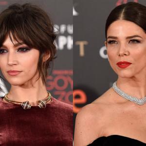 María Soláns comenta los maquillajes más destacados de los Goya 2016
