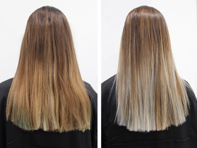 "Mechas californianas ""Granny Hair"": Lucir canas es cool"