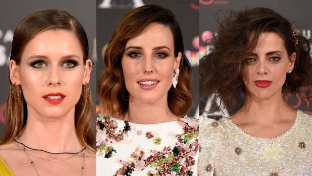 La estilista capilar Alma Luzón analiza los peinados de los premios Goya 2016