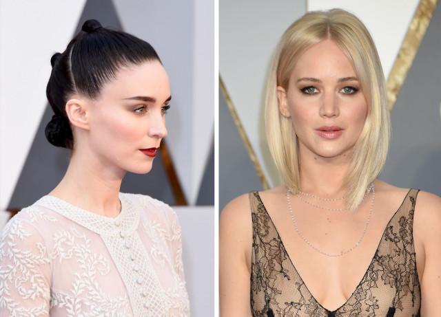 La estilista capilar Alma Luzón comenta los peinados de los Oscar 2016