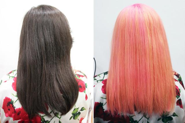 Pelo rosa, Candy Hair: El nuevo rubio se posiciona