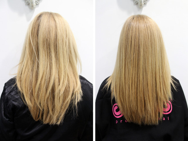 S.O.S Capilar de Sweet Professional: Tratamiento nanotecnológico anti rotura para el cabello