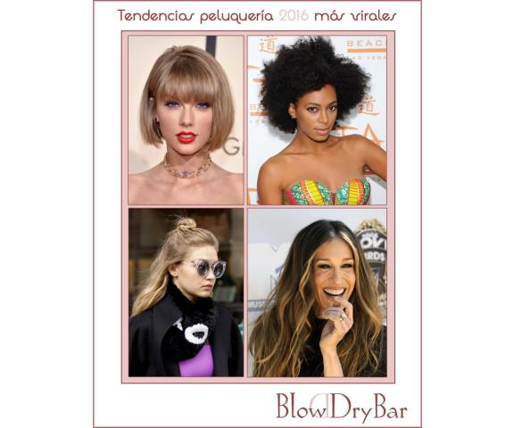 Las tendencias en peluquería