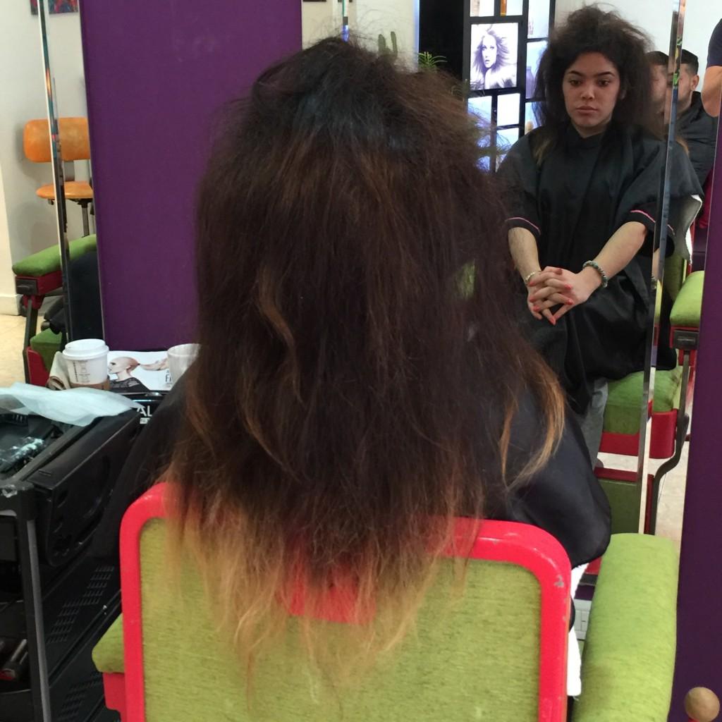 Rotura del cabello por daños químicos – #FibreplexEffect Buenos Aires