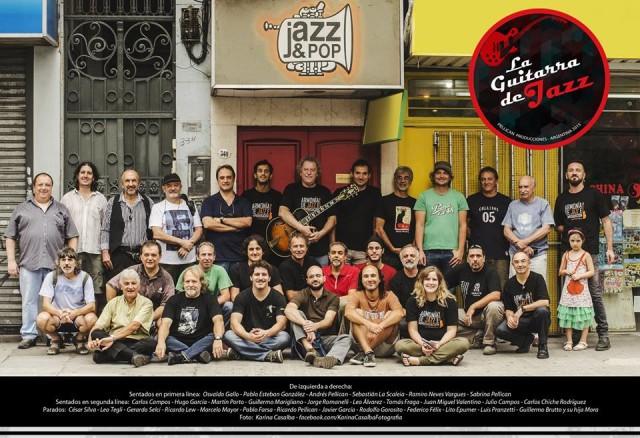 Curso de jazz único en Sudamérica