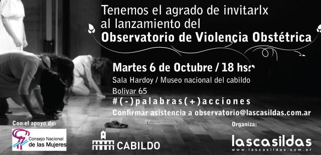 Se crea el Primer Observatorio de Violencia Obstétrica de Argentina