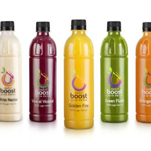 Nuevos Jugos NUTRI BOOST , la solución natural para desintoxicar el cuerpo