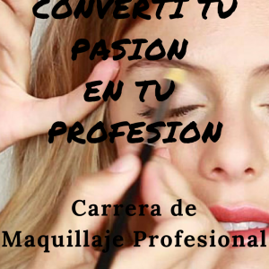 Carrera de Maquillaje Profesional en Pilar
