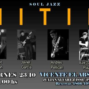 Soul Jazz en Palermo