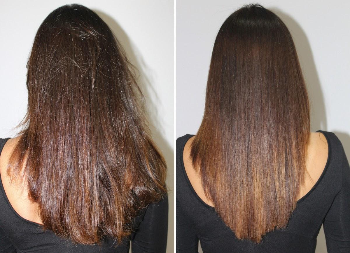 B12 La vitamina la máscara para los cabellos
