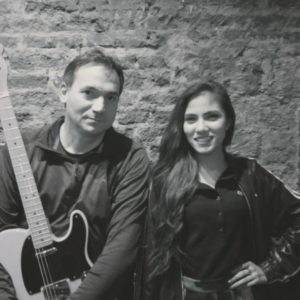 Sol Cansino & Javier García en clave de soul, Jueves 26 de Octubre
