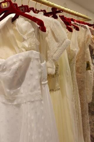 Vestido de novia en  Barbarella