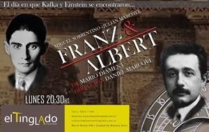 """Estrenan  tercer temporada de """"Franz y Albert""""  en El Tinglado"""