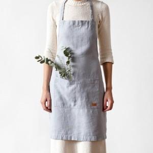 Delantales 100% algodón para mujer y hombre de Silai Home Deco
