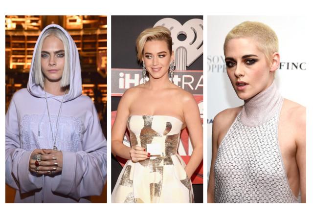 ¿Cómo lucir un rubio platino sin machacarte el pelo?