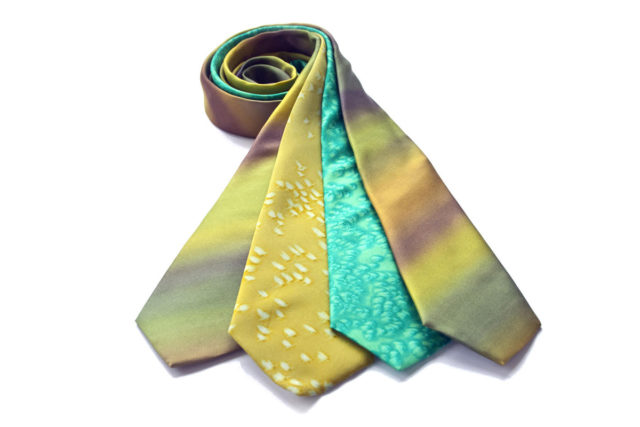 Sorprende en el Día del Padre con complementos high class en seda natural