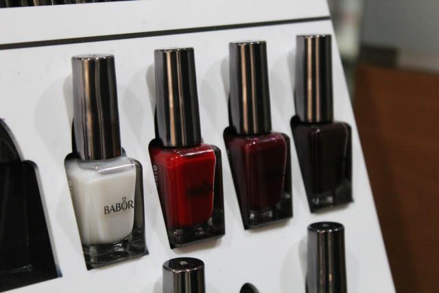 Los esmaltes de Babor, precisión para tus uñas