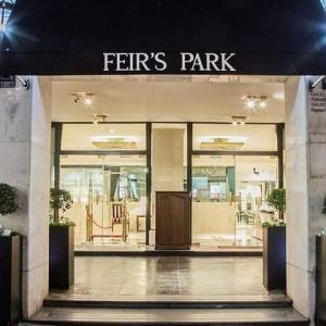 """Cierre magistral del circuito de TE con """"clase"""" del  Feir´s Park Hotel, a cargo de Toscano Hair"""