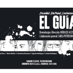 «EL GUIA» tercera temporada en cartel