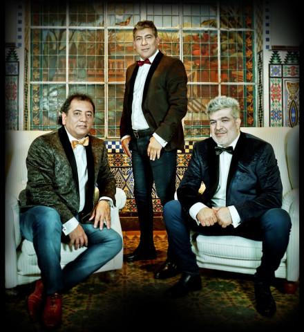 El trío cuartetero La Barra regresa a Buenos Aires, 7 de diciembre en el Gran Rex.