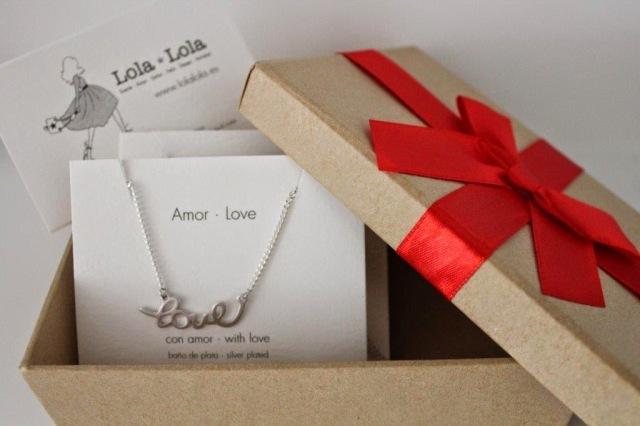 Love & Lucky: ¡Regala Lola Lola en Navidad!
