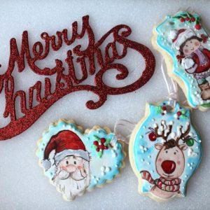 Cookies Navideñas: La nueva propuesta de El Mundo de Loli que combina sabor y decoración
