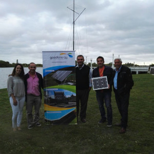 GoodEnergy en alianza para un futuro sustentable con el Club Regatas de La Plata