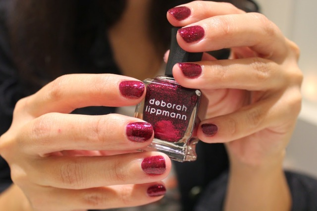 Rich Girl: la manicura que fascina en Hollywood : Escape Madrid, centro exclusivo de Deborah Lippmann, lanza la manicura Rich Girl