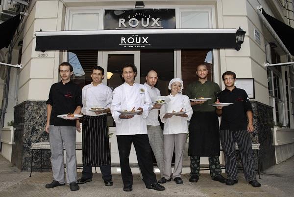 Doble festejo para celebrar el primer año de Roux