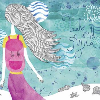 """Angie Foster presenta su tercer disco solista """"Vuelo en el agua"""""""